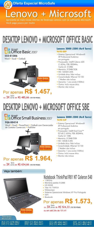 Desktops_Lenovo+Microsoft