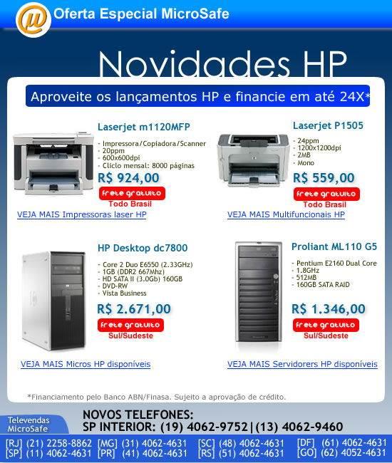 Noviadades_HP