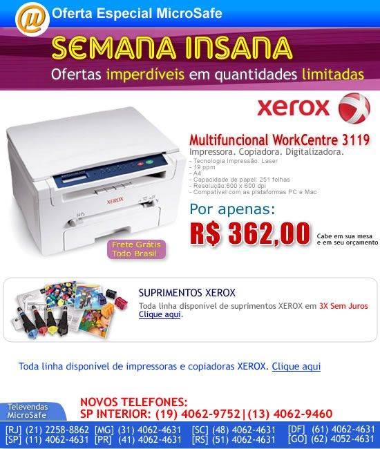 Semana Insana_Xerox