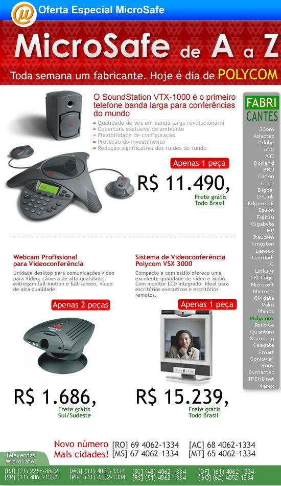 MicroSafe A a Z - Polycom