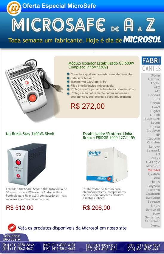MicroSafe de A a Z_Microsol