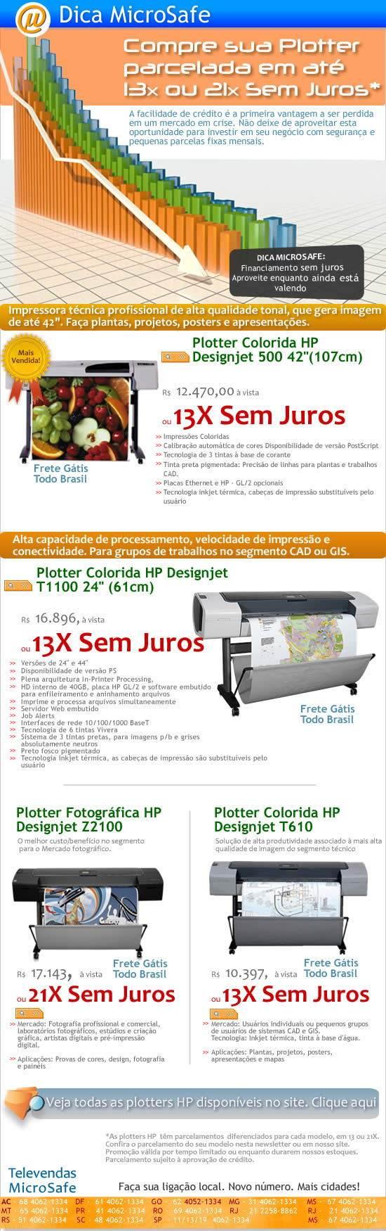 Dica_MicroSafe_financiamento_sem_juros_Plotter_HP
