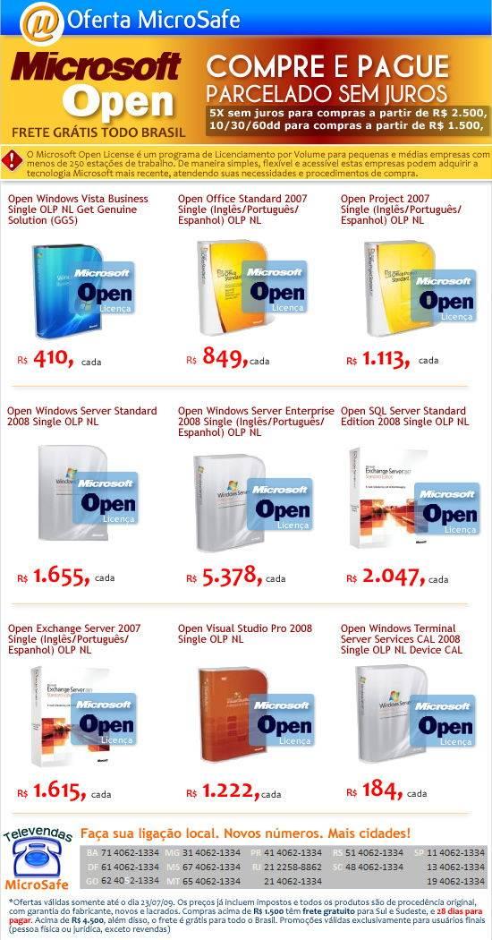 Microsoft_OPEN_em_5X_Sem_Juros!