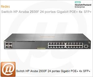 Switch Com 24 Portas Jl255a Hp