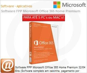 microsoft 6gq 00119 software fpp microsoft office 365. Black Bedroom Furniture Sets. Home Design Ideas