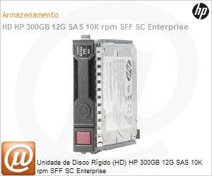 Hd Interno 300gb Hp 785067-b21