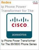Ip Phone Power Transformer for The 89/9900 Phone Series (Figura somente ilustrativa, n�o representa o produto real)