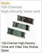128-Channel High-Density Voice and Video Dsp Module Spare  (Figura somente ilustrativa, n�o representa o produto real)