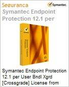 Symantec Endpoint Protection 12.1 per User Bndl Xgrd [Crossgrade] License from Gen Express Band F [500+] Essential 12 Meses  (Figura somente ilustrativa, não representa o produto real)