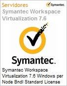 Symantec Workspace Virtualization 7.6 Windows per Node Bndl Standard License Express Band S [001+] Essential 12 Meses  (Figura somente ilustrativa, não representa o produto real)