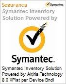 Symantec Inventory Solution Powered by Altiris Technology 8.0 XPlat per Device Bndl Standard License Express Band S [001+] Essential 12 Meses  (Figura somente ilustrativa, não representa o produto real)