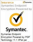 Symantec Endpoint Encryption Powered by PGP Technology 11.1 XPlat per Device Renewal [Renova��o] Essential 12 Meses Express Band F [500+]  (Figura somente ilustrativa, n�o representa o produto real)