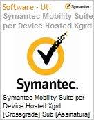 Symantec Mobility Suite per Device Hosted Xgrd [Crossgrade] Sub [Assinatura] from Mobility App Mgmt Express Band S [001+] Essential 12 Meses  (Figura somente ilustrativa, n�o representa o produto real)