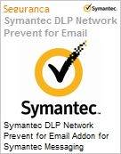 Symantec DLP Network Prevent for Email Addon for Symantec Messaging Gateway 14.5 XPlat per Managed User Sub [Assinatura] License Express Band S [001+] Essential 36 Meses (Figura somente ilustrativa, n�o representa o produto real)