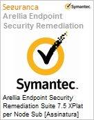 Arellia Endpoint Security Remediation Suite 7.5 XPlat per Node Sub [Assinatura] License Express Band S [001+] Premium 24 Meses  (Figura somente ilustrativa, n�o representa o produto real)