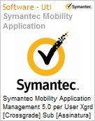 Symantec Mobility Application Management 5.0 per User Xgrd [Crossgrade] Sub [Assinatura] License from Mobility Workforce Apps Express Band S [001+] Essential 12 Meses (Figura somente ilustrativa, não representa o produto real)