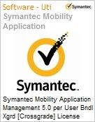 Symantec Mobility Application Management 5.0 per User Bndl Xgrd [Crossgrade] License from Mobility Workforce Apps Express Band S [001+] Essential 12 Meses (Figura somente ilustrativa, não representa o produto real)