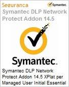 Symantec DLP Network Protect Addon 14.5 XPlat per Managed User Initial Essential 12 Meses Express Band S [001+]  (Figura somente ilustrativa, n�o representa o produto real)