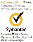 Symantec Mobility Device Management 5.0 per User Bndl Comp Ug [Atualiza��o competitiva] License Express Band S [001+] Essential 12 Meses  (Figura somente ilustrativa, n�o representa o produto real)