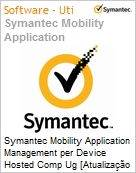 Symantec Mobility Application Management per Device Hosted Comp Ug [Atualiza��o competitiva] Sub [Assinatura] Express Band S [001+] Essential 12 Meses (Figura somente ilustrativa, n�o representa o produto real)