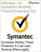 Symantec Mobility Threat Protection 5.0 per User Renewal [Renova��o] Essential 12 Meses Express Band S [001+]  (Figura somente ilustrativa, n�o representa o produto real)