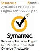 Symantec Protection Engine for NAS 7.8 per User Bndl Comp Ug [Atualiza��o competitiva] License Express Band D [100-249] Essential 12 Meses  (Figura somente ilustrativa, n�o representa o produto real)